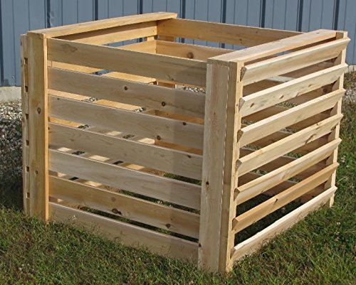 Lowest Prices! Cedar Compost Bin