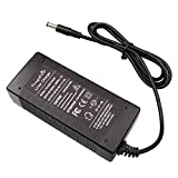 tangsfire 29.4V 2A Charger 25.2V 25.9V 24V Input 100-240V AC-DC DC 5.5 x 2.1 mm Plug Charge Port for 7S Lithium Battery Pack