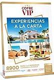 CofreVIP Caja Regalo EXPERIENCIAS A LA Carta 8.900 Actividades a Elegir en España y Europa para 1 o 2 Personas.