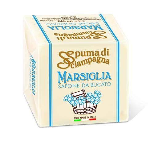 Spuma di Sciampagna Marsiglia Sapone da Bucato