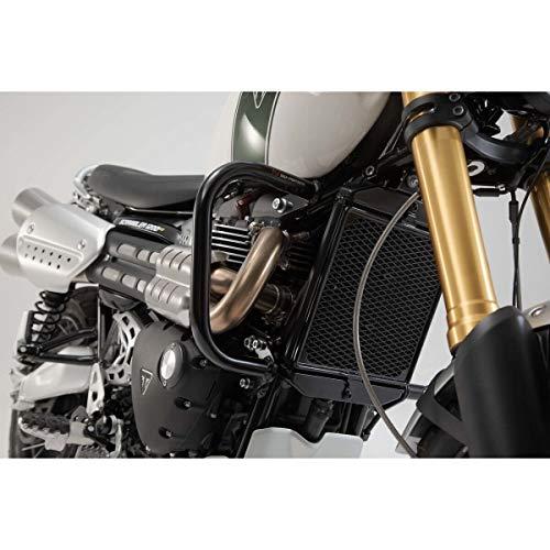 SW-Motech Motorrad Sturzbügel für Triumph Scrambler 1200XC/XE schwarz