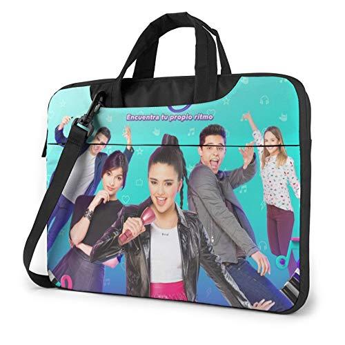 G_O Vi_Ve A T_U Ma_Nera Llaptop Bag 15.6 pulgadas Maletín Bolso de hombro Bolso de mano para tableta de negocios Bolsa de transporte portátil