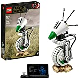 LEGO Star Wars: The Rise of Skywalker D-O 75278 Building Kit; Collectible Star Wars Character and a Cool Birthday Gift, Holiday Present or Fun Surprise for Any Star Wars Fan, New 2020 (519 Pieces)
