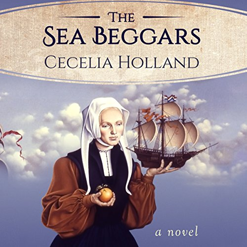 The Sea Beggars audiobook cover art