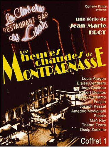 Les Heures chaudes de Montparnasse - Coffret 1 [Francia] [DVD]
