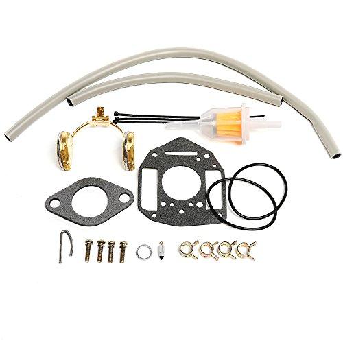DEF New Carburetor Rebuild Kit for Onan Engine P216G P218G P220G P224G OL16 OL18 OL20 LX720 LX770 LX790 B48G-GA020 B48G-GA19.9 146-0657 146-0478 146-6100 Late Nikki Performer