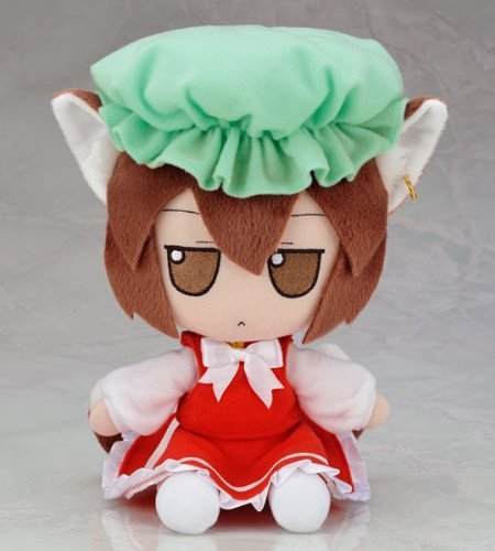 Touhou Project Fumo Fumo Plush Series 14: Chen Plush [Import]