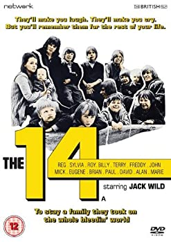 The 14   Existence     The Wild Little Bunch  The Fourteen    [ NON-USA FORMAT PAL Reg.2 Import - United Kingdom ]