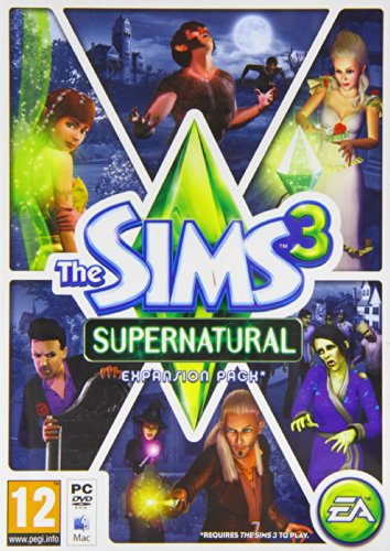 The Sims 3 Supernatural  Expansion Pack [Edizione: Regno Unito]