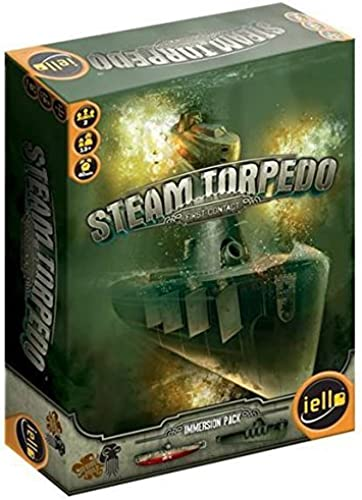 comprar nuevo barato Steam Torpedo  First First First Contact Game by Flat River Group  bajo precio