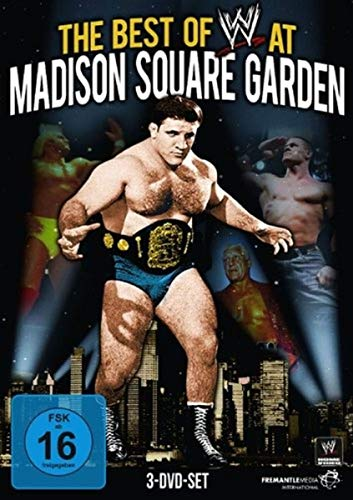 WWE - The Best of WWE at Madison Square Garden [3 DVDs]