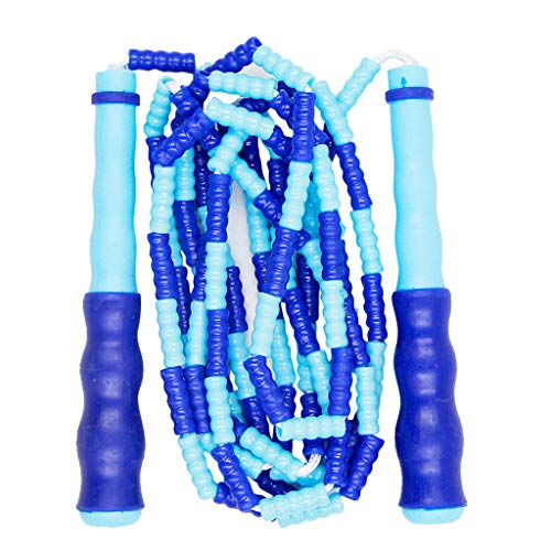Great Price! Kids Jump Rope Party Favor - Beaded Tangle-Free Athletes Kids Jump Rope - Circular Bamb...
