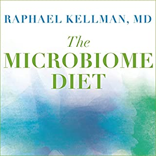 The Microbiome Diet cover art