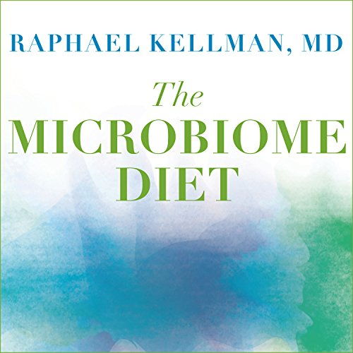 The Microbiome Diet audiobook cover art