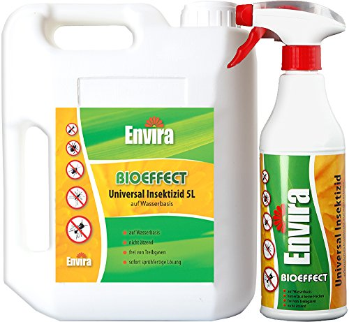 Insektenvernichter BIOEFFECT 5Ltr+500ml