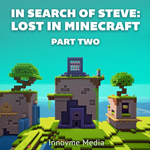In Search of Steve audiobook cover art