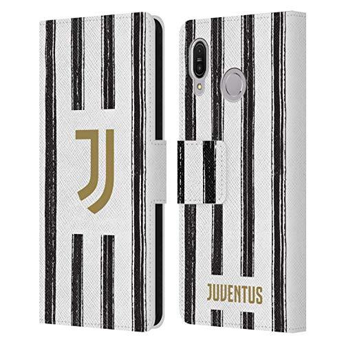 Head Case Designs Ufficiale Juventus Football Club in Casa 2020/21 Kit Abbinato Cover in Pelle a Portafoglio Compatibile con ASUS Zenfone Max (M1) ZB555KL