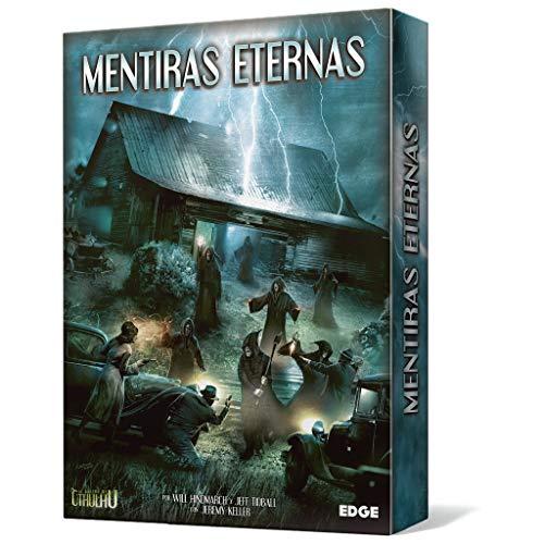 Edge Entertainment-El Rastro de Cthulhu mentiras eternas: Caja de...