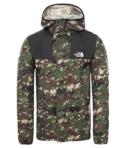 THE NORTH FACE 1985 Mountain Jacke Herren Oliv/schwarz, L
