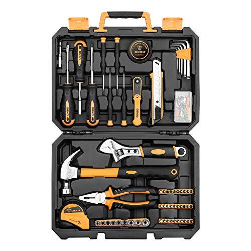 DEKO 100 Piece Home Repair Tool ...