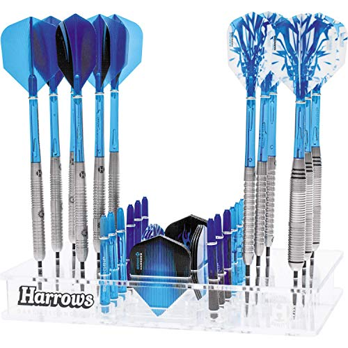 Harrows Darts Station (Presentoir FLECHETTES + ACC) Accessoires et...