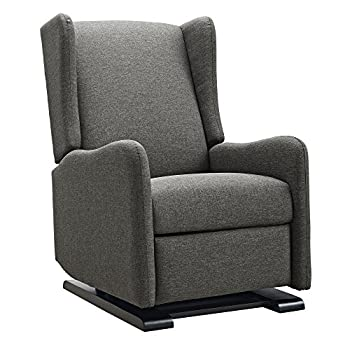 Baby Relax Rylee Gliding Recliner Gray