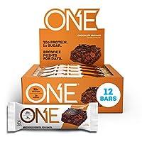プロテインバー チョコレートブラウニー 12個セット 並行輸入品 Oh Yeah!ニュートリション OhYeah! Nutrition One Bar Chocolate Brownie, 2.12 oz,12 Count