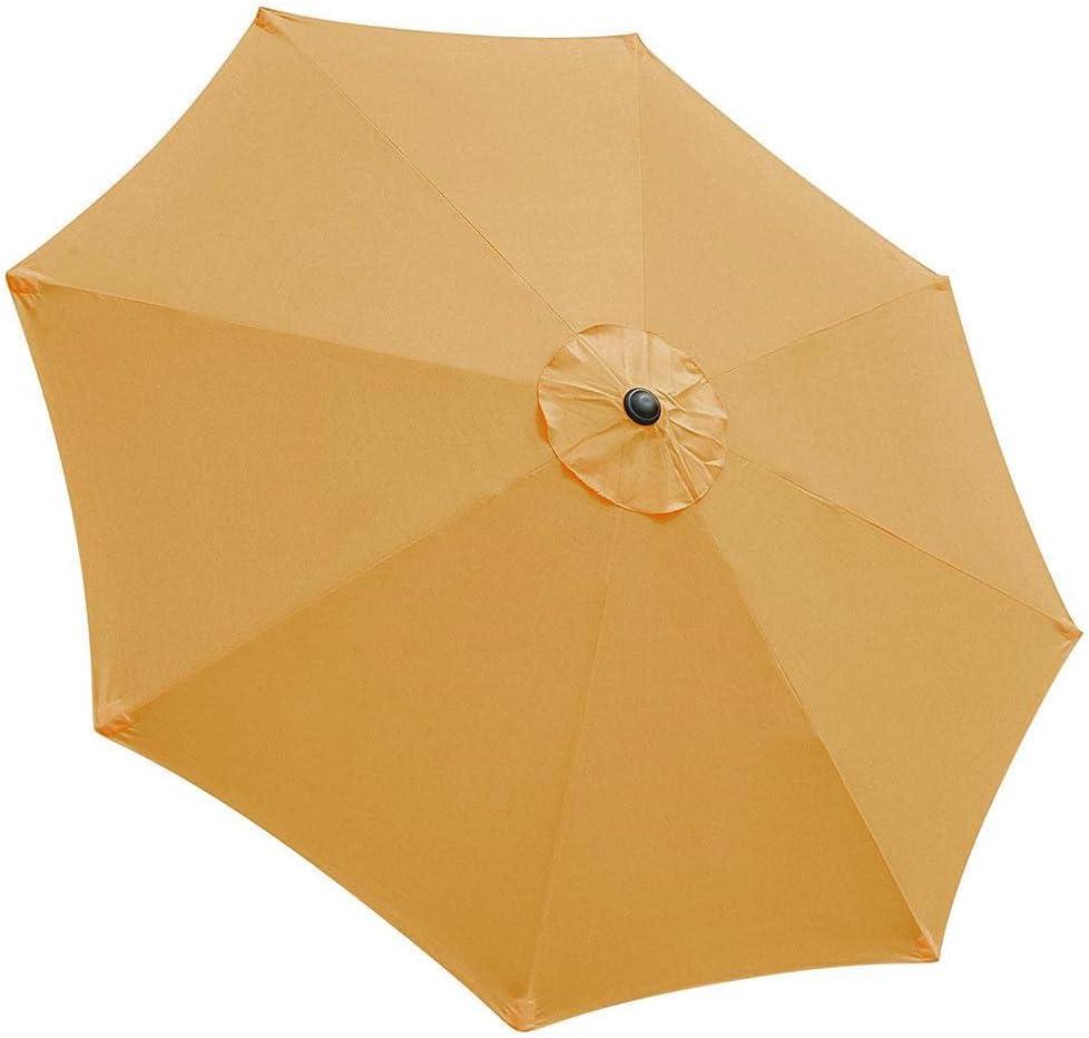 LeeMas Finally popular brand Inc 9' Outdoor Patio Protection Polyester Cheap Replaceme UV30+