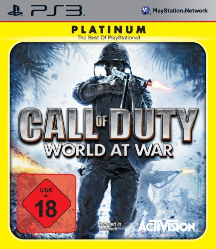 Call of Duty 5: World at War [Platinum] - [PlayStation 3]