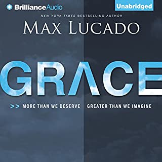 Grace audiobook cover art