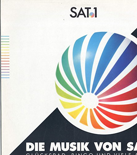 Die Musik von SAT.1 - Glücksrad, Bingo und viele andere [Vinyl-LP]