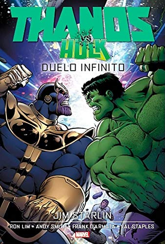 Thanos Vs. Hulk (Portuguese Edition)