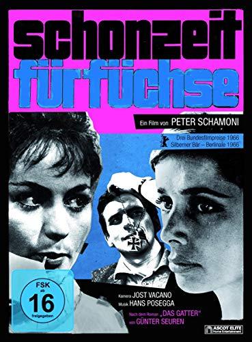 Schonzeit für Füchse - Mediabook [DVD + Blu-ray]