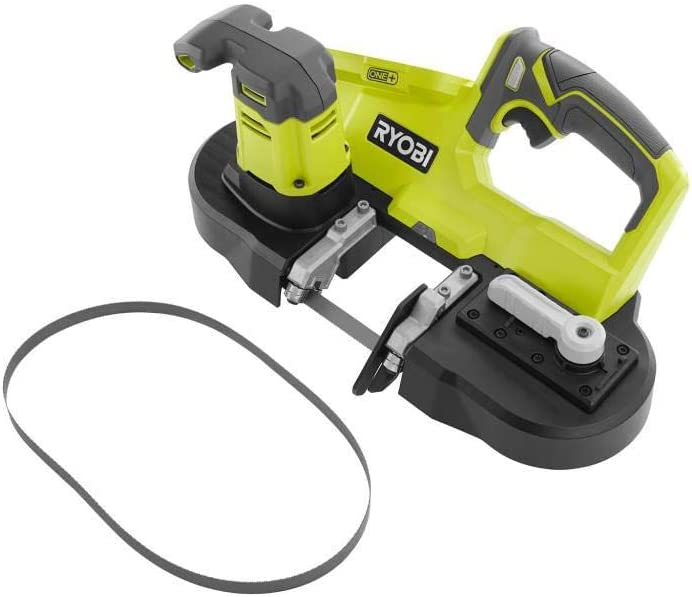 Ryobi 18-Volt Store ONE+ Cordless 2.5 in. Cheap mail order shopping Only Portable Saw Band Tool