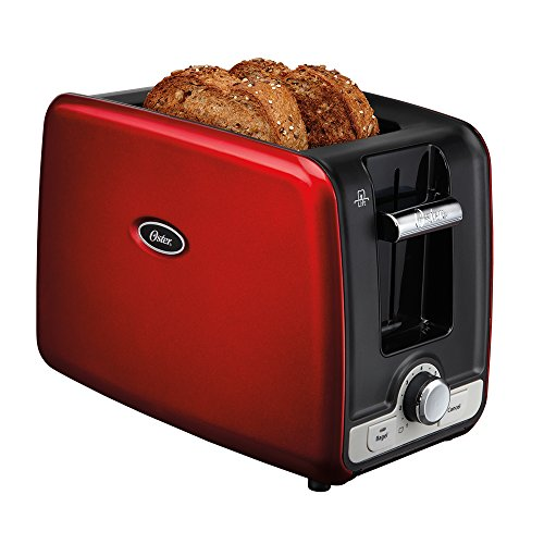 Torradeira Square Retro Toaster Vermelho, 220v, Oster