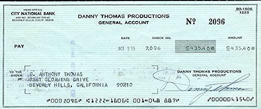 Best danny thomas autograph Reviews