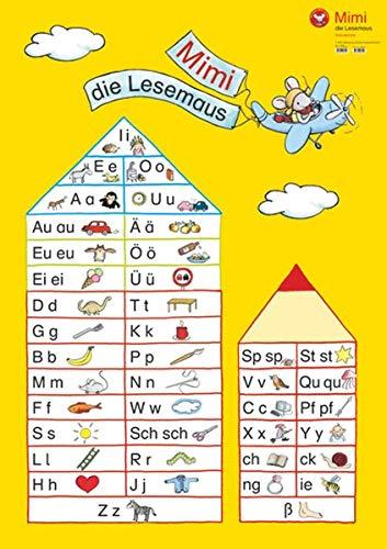 Mimi, die Lesemaus - Fibel für den Erstleseunterricht - Ausgabe E für alle Bundesländer - Ausgabe 2008: Anlautposter