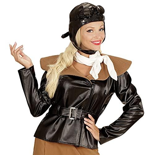 WIDMANN - Disfraz para Mujer Retro aviadora