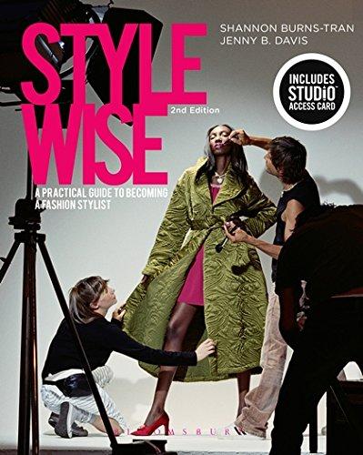 Style Wise: Bundle Book + Studio Access Card