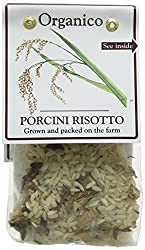 Organico risotto mixes are made near Biancé Grown and packed on farm in Piedmont
