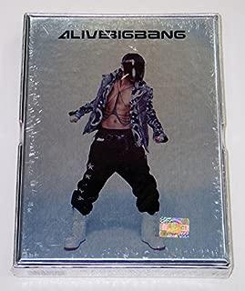 BIGBANG - ALIVE (5th Mini Album) [SEUNGRI ver.] CD + Photo Booklet + YG Family Card + Extra Gift Photocard