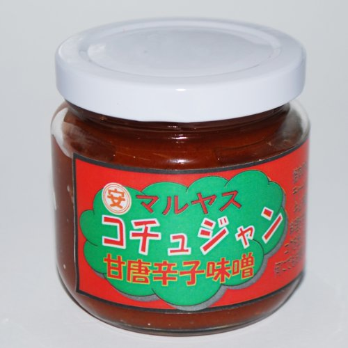 マルヤス味噌 コチュジャン 自家製甘唐辛子味噌 200g