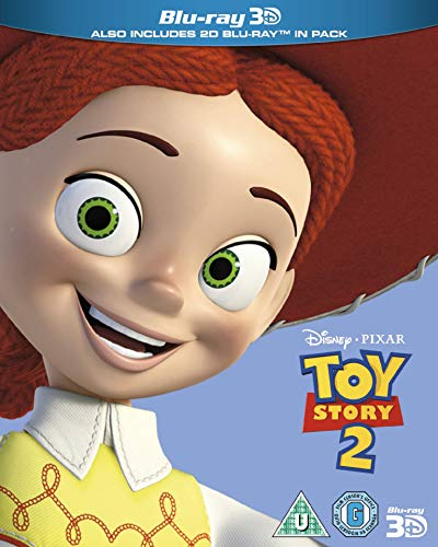 Toy Story 2 (Blu-ray 3D) [UK Import]