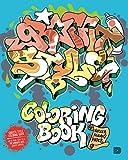 Graffiti Style Coloring Book (Colouring Books)...