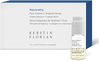 Rejuvenating Pure Vitamin C Ampoule Series, Clinically Proven Anti-Aging Treatment with Vitamin C and Hyaluronic Acid, Boo...