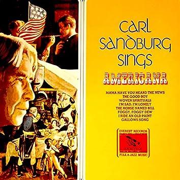 Carl Sandburg Sings Americana