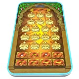 Kaxofang Musulman Enfants Les Livres éLectroniques éLectronique Jouets éDucatifs Arabe Coran Tablette Jouets éDucatifs 18 Chapitres Machine d'apprentissage