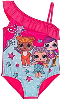 06a1a756b2 Eligible for FREE Delivery. L.O.L Surprise! Girls Dolls Swimsuit