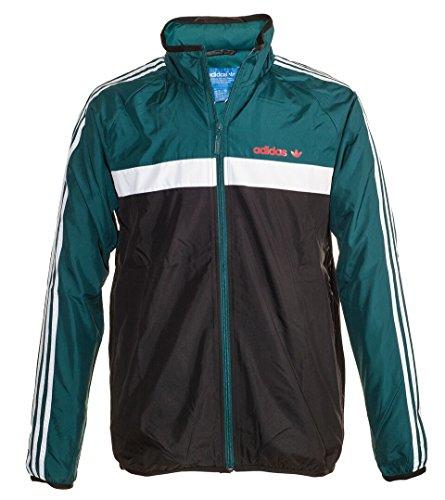 adidas Marathon 83 WB Herren Trainingsanzug, Schwarz, Größe XS
