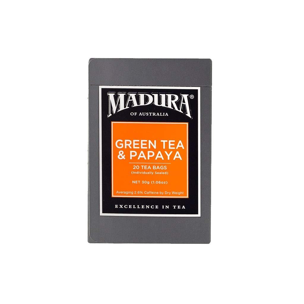 Selling Green Tea Papaya Leaf Product 6-Pack